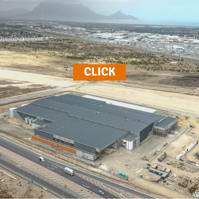 SAFT Atlantic Cold Storage opening 2019